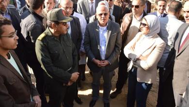 Photo of وزيرة الصحة تتفقد أعمال تطوير مستشفى بور فؤاد العام