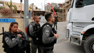 Photo of إسرائيل تحتجز 5 من طلاب معهد ديني يهودي بشأن مقتل امرأة فلسطينية