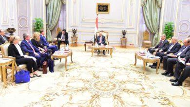"Photo of وزير خارجية سلوفينيا لعبد العال:""نقدم الدعم الكامل للدولة المصرية داخل الاتحاد الأوروبى"""