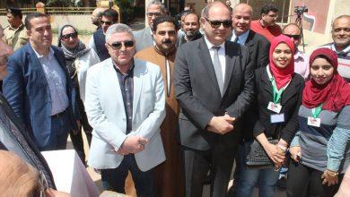 Photo of رئيس شركة مياه الغربية يدلي بصوته علي الإستفتاء بمدرسة محمد فريد بطنطا