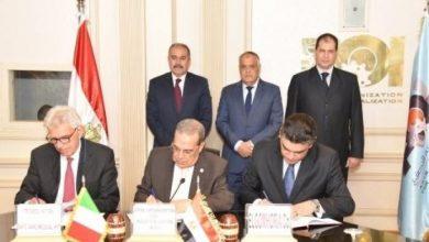 Photo of تعاون بين مصر وإيطاليا والمجر لتوطين صناعة السرنجات الآمنة
