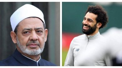 """Photo of محمد صلاح يتصل بشيخ الأزهر … والإمام الأكبر ينصحة بـ""""التواضع """""""