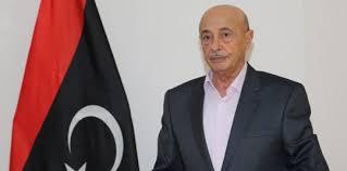 Photo of عقيلة صالح يصل القاهرة فى إطار مساعى حلحلة الأزمة الليبية