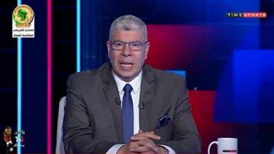 """Photo of شوبير ينفعل على الهواء بسبب صلاح : """"تايم سبورت ليها حق عليك"""""""