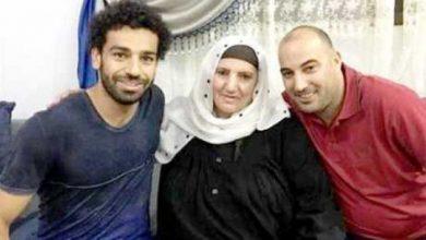 "Photo of محمد صلاح يصل منزله في قرية ""نجريج"" بالغربية لقضاء عيد الفطر"