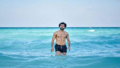 "Photo of قبل أمم أفريقيا …صلاح من الجونه يرفع شعار "" فى البحر سمكة "" ( صور )"
