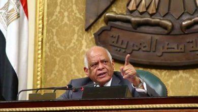 "Photo of علي عبد العال لـ النواب : ""انتوا نواب تحت الطلب والانتخابات جاية """