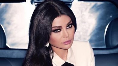 Photo of نجاة هيفاء وهبي من انفجار بيروت