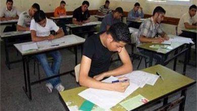 """Photo of تداول أجزاء من امتحان اللغه العربية للثانوية العامة على """" الفيس بوك """""""