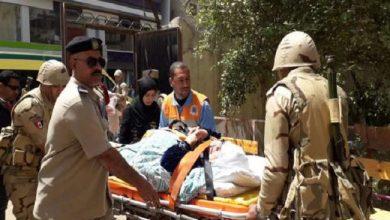 Photo of مصرع أمين شرطة وإصابة شخصين آخرين في تصادم سيارتين بالغربية