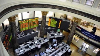 Photo of ارتفاع جماعي لمؤشرات البورصة المصرية بمستهل تعاملات جلسة نهاية الأسبوع