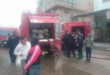Photo of الدفع بـ 4 سيارات إطفاء للسيطرة علي حريق أتوبيس نقل عام بحدائق القبة