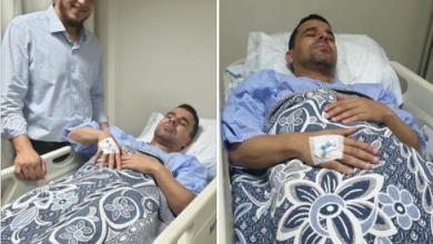 Photo of خالد الغندور يتعرض لوعكة صحية وينقل إلي المستشفي (صور)