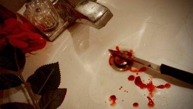 "Photo of "" سبة على الفيس "" طالب يمزق جسد زميلة بـ "" المطواة """