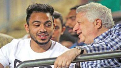 Photo of مرتضي منصور لـ كهربا : لم نفسك كنت بتركب توك توك ودلوقتى عربية مش عارف اسمها