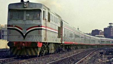 """Photo of وفاة شاب قفر من قطار """"طنطا"""" بعد مشادة مع الكمسري"""