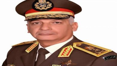 Photo of القوات المسلحة تهنئ وزير الداخلية فى ذكرى الاحتفال بعيد الشرطة