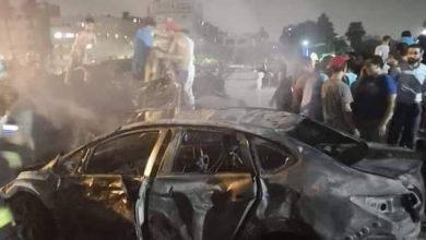 Photo of مصرع 18 شخصا وإصابة 5 آخرين بحادث تصادم ببنى سويف