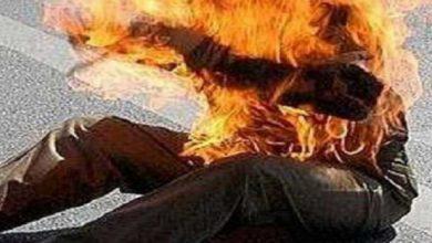 Photo of أشعل النار في جسده داخل المقابر.. انتحار شاب لمروره بأزمة نفسية في الغربية
