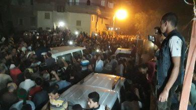Photo of أهالي ميت حبيب يشيعون جثامين 11 من شهداء حادث معهد الأورام ( صور )