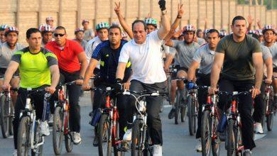 """Photo of وزارة الرياضة تطلق مبادرة """"دراجة لكل مواطن """""""