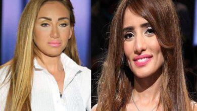 """Photo of ريهام سعيد لـ زينة :"""" ولاد من غير نسب ومخدرات ولسه ليكي عين تتكلمي"""""""