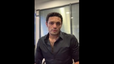"""Photo of """"مسئول قطري كلمه """" تفاصيل هروب الفنان محمد علي صاحب الفيديو المسئ لمصر"""