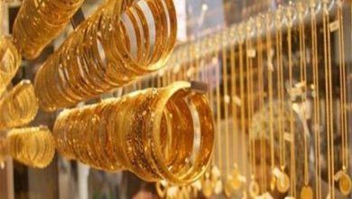 Photo of الذهب يسجل 803 جنيهات للجرام