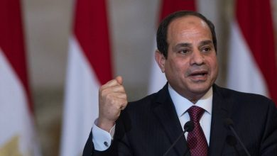 Photo of السيسى يدعو المصريين للحيطة والحذر وعدم الجلوس فى الأماكن المغلقة