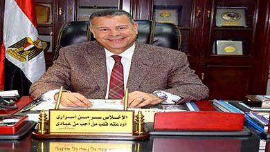 Photo of محافظ بني سويف يبحث طلبات المواطنين. في اللقاء المفتوح