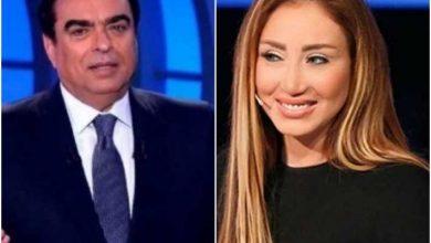 "Photo of جورج قرداحي لـ ريهام سعيد:""تستحق تنضرب بالجزمة"".. والأخيرة :""انت اتجننت"""