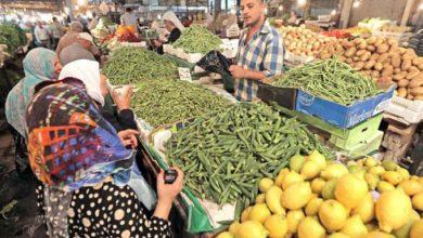 Photo of تعرف علي أسعار الخضروات اليوم السبت ..الطماطم بـ 2 جنيه والكوسة بـ5