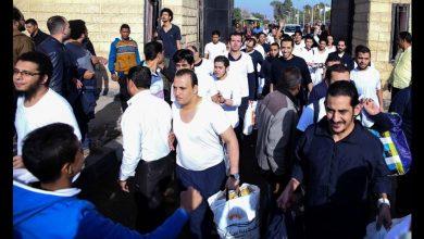 Photo of الإفراج عن 475 من نزلاء السجون بعفو رئاسي وشرطي