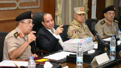 Photo of الرئيس السيسي يشهد اختبارات القبول الطلاب بالكليات العسكرية
