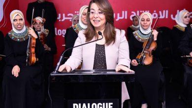 Photo of شاهد.. وزيرة التضامن تخوض تجربة الظلام