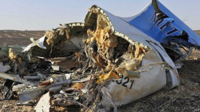 مواطن دنماركى وراء تفجير الطائرة الروسية في مصر