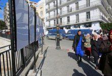 "Photo of المحتجون الجزائريون يرفضون حملة الانتخابات الرئاسية ويصفونها ""بالقمامة"""