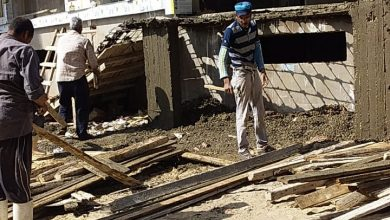 Photo of إزالة تعديات على أراضي زراعية ومخالفات بناء في حملة بني سويف 