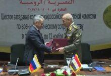 Photo of فيديو| الفريق أول محمد زكى القائد العام للقوات المسلحة يلتقى وزير الدفاع الروسى
