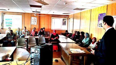 Photo of دورة تدريبية للأطباء والتمريض بجنوب سيناء في كيفية التعامل مع مصابي ورعاية مرضي الحروق
