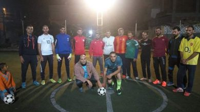 Photo of غداً … نهائي دورة المولد النبوي الشريف بملعب سلامون بالغربية
