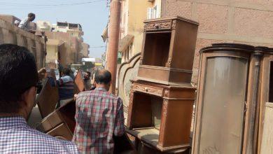Photo of رفع  417  إشغال  في حملة مكبرة بالفشن