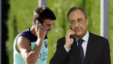 Photo of بيكيه: علاقتى مع رئيس نادى ريال مدريد جيده
