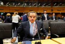 "Photo of مدير ""الذرية الدولية"" الجديد يبحث مع إيران نشاط المفتشين"