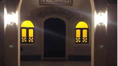 Photo of مسجد هيثم أحمد زكى يستعد لإقامة أول صلاة به اليوم