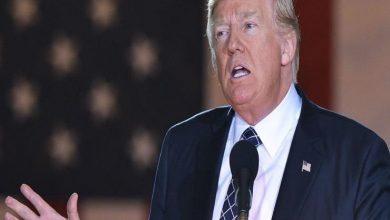 "Photo of رئيسة مجلس النواب الأمريكي: ترامب ""جبان"""