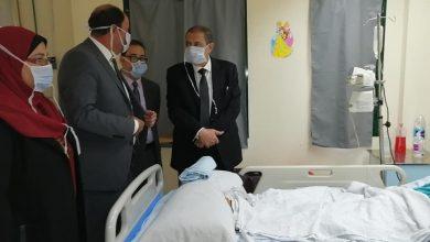 Photo of مساعد وزير الصحة يفاجىء مستشفى حميات بنها