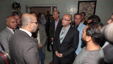 Photo of محافظ بني سويف يتفقد مشروع تأهيل وتشغيل المستشفى المركزي (ب)