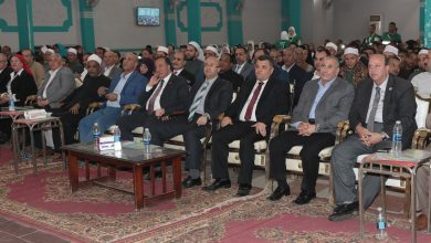 Photo of في مؤتمر شبابي حاشد بمركز ببا :  محافظبني سويف : المحافظة غنية بشبابها