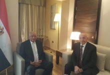 """Photo of عبدالعال يلتقى برئيس مجلس النواب الليبى ويؤكد:""""نساند الجيش في محاربة الإرهاب"""""""